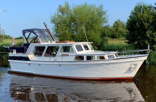 Super Lauwersmeer Kruiser 1120 AK, Motorjacht for sale by Smelne Yachtcenter BV