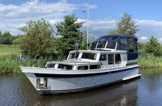 Pikmeerkruiser 1050 AK, Motor Yacht for sale by Smelne Yachtcenter BV