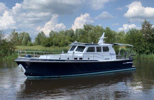 Pilot 39 Rego, Motor Yacht for sale by Smelne Yachtcenter BV