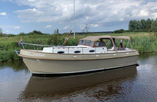 Langenberg Cabin Cruiser 825, Motor Yacht for sale by Smelne Yachtcenter BV