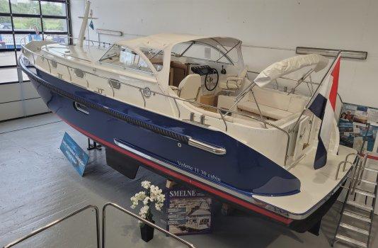 Vedette 1130 Cabin, Motor Yacht for sale by Smelne Yachtcenter BV