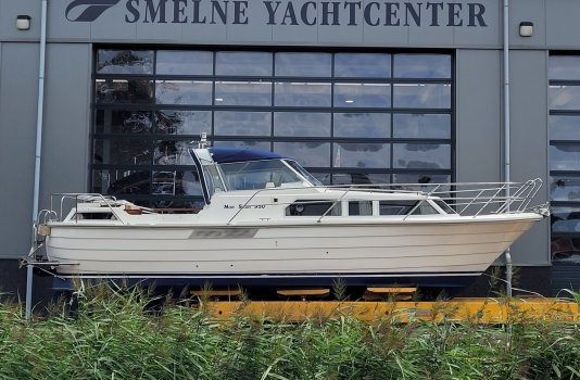 NOR STAR 950, Motor Yacht for sale by Smelne Yachtcenter BV
