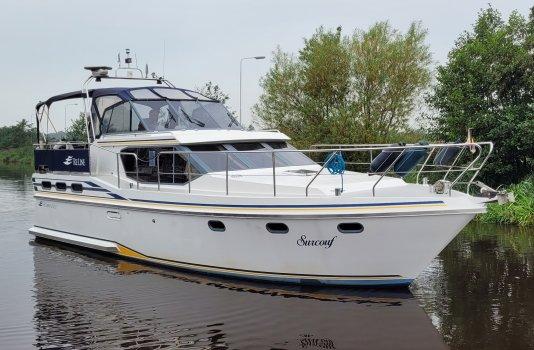 Reline 41 SLX, Motor Yacht for sale by Smelne Yachtcenter BV