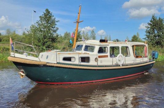 Valkvlet 970 OK, Motor Yacht for sale by Smelne Yachtcenter BV