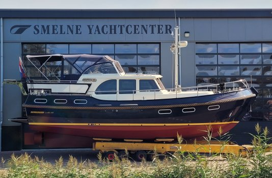 Boorncruiser 40 Classic Line, Motor Yacht for sale by Smelne Yachtcenter BV