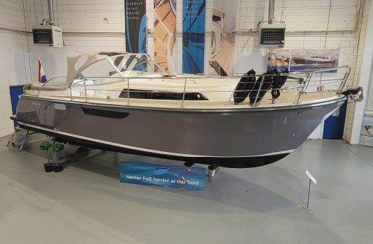 Intercruiser 34, Motor Yacht for sale by Smelne Yachtcenter BV
