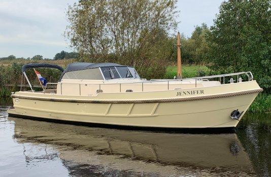 REGO 35 Cabrio, Motor Yacht for sale by Smelne Yachtcenter BV