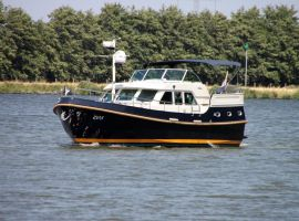 Linssen Grand Sturdy 430 AC Twin, Моторная яхта Linssen Grand Sturdy 430 AC Twinдля продажи Linssen Yachts B.V.