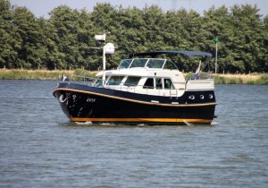 Linssen Grand Sturdy 430 AC Twin, Motorjacht