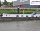 Wide Beam Barge 16.90 , Ex-Fracht/Fischerschiff Wide Beam Barge 16.90 Zu verkaufen durch Doeve Makelaars en Taxateurs Jachten en Schepen