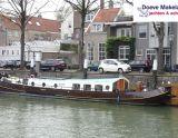 Motortjalk 18.55 , Traditionelle Motorboot Motortjalk 18.55 Zu verkaufen durch Doeve Makelaars en Taxateurs Jachten en Schepen