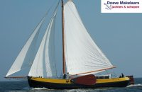 Zeiltjalk Charterschip 19.98, Plat- en rondbodem, ex-beroeps zeilend