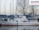 Expeditie Motorjacht 94' (met CBB) , Ex-commercial motorbåde Expeditie Motorjacht 94' (met CBB) til salg af  Doeve Makelaars en Taxateurs Jachten en Schepen