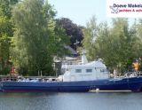 Ex Duitse Marine 24.90 , Ex-Fracht/Fischerschiff Ex Duitse Marine 24.90 Zu verkaufen durch Doeve Makelaars en Taxateurs Jachten en Schepen