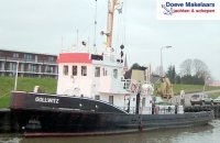 Ex BETONNINGSVAARTUIG 29.57, Ex-professionele motorboot