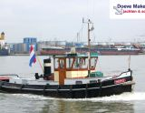 Sleepboot Hero , Barca di lavoro Sleepboot Hero in vendita da Doeve Makelaars en Taxateurs Jachten en Schepen
