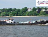 ex Tanker 252 ton / Casco Woonschip 42.84 , Före detta kommersiell motorbåt ex Tanker 252 ton / Casco Woonschip 42.84 säljs av Doeve Makelaars en Taxateurs Jachten en Schepen