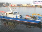 Multi Purpose vessel 16.70 met CBB 16.70 Met CBB, профессиональный корабль Multi Purpose vessel 16.70 met CBB для продажи Doeve Makelaars en Taxateurs Jachten en Schepen