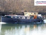 Replica Dutch Barge 16.76 , Före detta kommersiell motorbåt Replica Dutch Barge 16.76 säljs av Doeve Makelaars en Taxateurs Jachten en Schepen