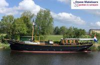 Klipper stijl Varend Woonschip 22.00 met CBB, Ex-commercial motor boat