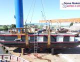 Varend Woonschip 17.50 , Ex-Fracht/Fischerschiff Varend Woonschip 17.50 Zu verkaufen durch Doeve Makelaars en Taxateurs Jachten en Schepen