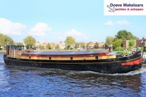 Klipperaak 25.60 met CBB, Ex-professionele motorboot  - Doeve Makelaars en Taxateurs Jachten en Schepen