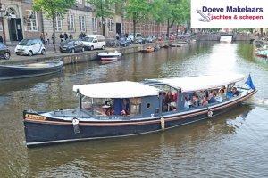 Salonboot, Rondvaartboot 20 passagiers, Beroepsschip  - Doeve Makelaars en Taxateurs Jachten en Schepen