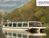 Rondvaartboot Glasshopper, 60 Pers. , Ex-bateau de travail Rondvaartboot Glasshopper, 60 pers. à vendre par Doeve Makelaars en Taxateurs Jachten en Schepen