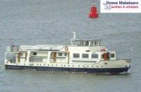 Varend Woonschip 30.80, Ex-professionele motorboot