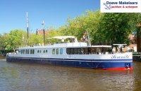 Luxe Hotel / Passagiersschip 12 pers, Ex-professionele motorboot