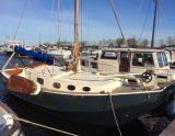 Jonker Paans Zeeschouw, Flat and round bottom Jonker Paans Zeeschouw for sale by Holland Marine Service BV