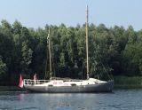 Traditioneel S-spant Ex Pilot (Thames Sloep), Flad og rund bund  Traditioneel S-spant Ex Pilot (Thames Sloep) til salg af  Holland Marine Service BV