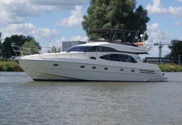Azimut 58 Flybridge, Motorjacht Azimut 58 Flybridge te koop bij Sleeuwijk Yachting