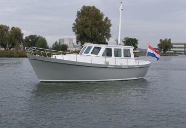 De Vries Lentsch Kotter 1000 OK, Motorjacht De Vries Lentsch Kotter 1000 OK te koop bij Sleeuwijk Yachting