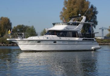 President 395 Sundeck, Motorjacht President 395 Sundeck te koop bij Sleeuwijk Yachting