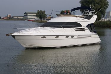 Fairline Phantom 40, Motorjacht  for sale by Sleeuwijk Yachting