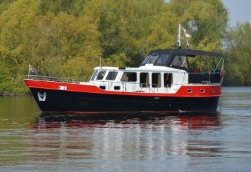 Broesder Kotter 1375 AK, Motorjacht Broesder Kotter 1375 AK te koop bij Sleeuwijk Yachting