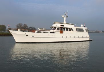 De Voogt 2000, Motor Yacht De Voogt 2000 te koop bij Sleeuwijk Yachting