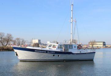 Pilot Whale 13.60, Motor Yacht Pilot Whale 13.60 te koop bij Sleeuwijk Yachting