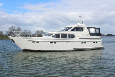 Pacific 148 Pilothouse, Motorjacht  for sale by Sleeuwijk Yachting