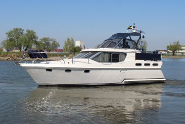 Reline 38 SLX, Motoryacht  for sale by Sleeuwijk Yachting
