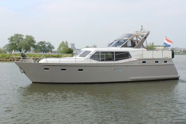 Nowee Novi 42, Motorjacht  for sale by Sleeuwijk Yachting