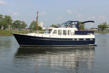 Vripack 1150 Kotter Ak, Motoryacht  for sale by Sleeuwijk Yachting