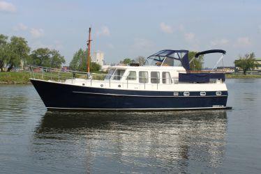 Vripack 1150 Kotter Ak, Motorjacht  for sale by Sleeuwijk Yachting