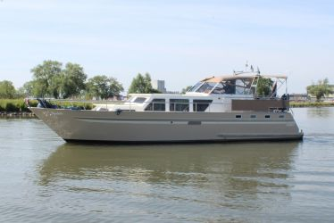 Jacabo 13.25SL, Motorjacht  for sale by Sleeuwijk Yachting