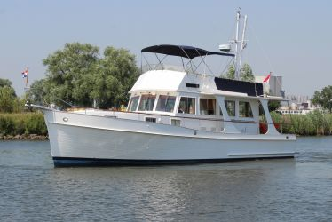 Grand Banks 46 Europa, Motorjacht  for sale by Sleeuwijk Yachting