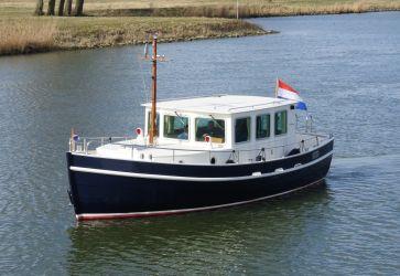 Opstomer 9.60, Motorjacht Opstomer 9.60 te koop bij Sleeuwijk Yachting