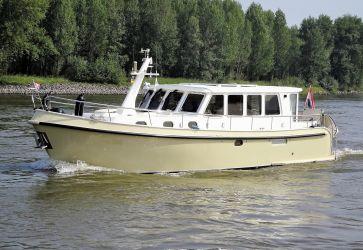Euroship Classic Kotter 13.50, Motor Yacht Euroship Classic Kotter 13.50 te koop bij Sleeuwijk Yachting