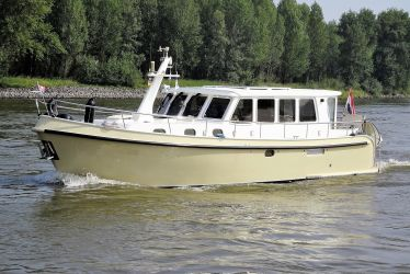Euroship Classic Kotter 13.50, Motorjacht  for sale by Sleeuwijk Yachting