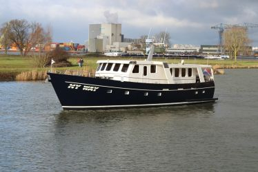 Liberty Trawler 60, Motoryacht  for sale by Sleeuwijk Yachting